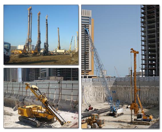 Osman Group - Raymond Qatar Foundations
